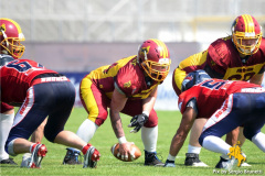 14-08-2021 - American Football - SAFV - Under 19 - Winterthur Warriors vs Calanda Broncos