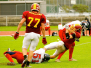 U16 vs Broncos