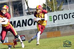 American Football U19 - Calanda Broncos vs Winterthur Warriors