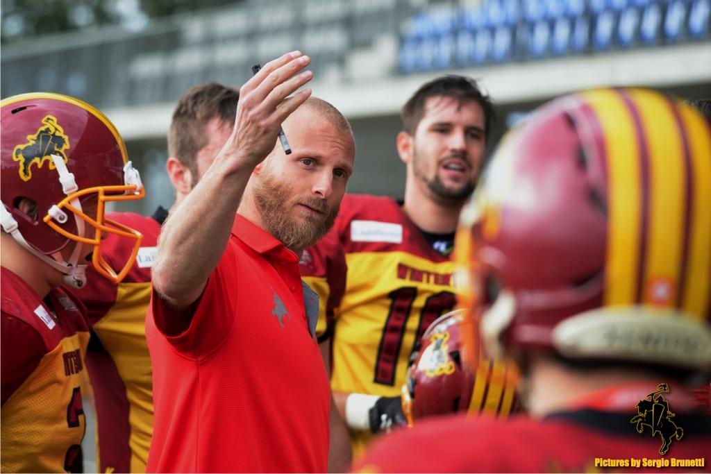 4.10.2020 - SAFV - semifinal Swiss Cup - Basel Gladiators vs Winterthur Warriors