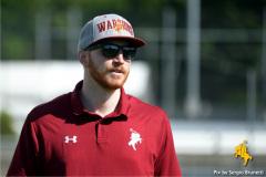 26-06-2021 - american football - Swiss NLA - Winterthur Warriors vs Calanda Broncos -