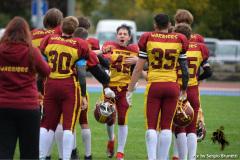Warriors vs Broncos U16